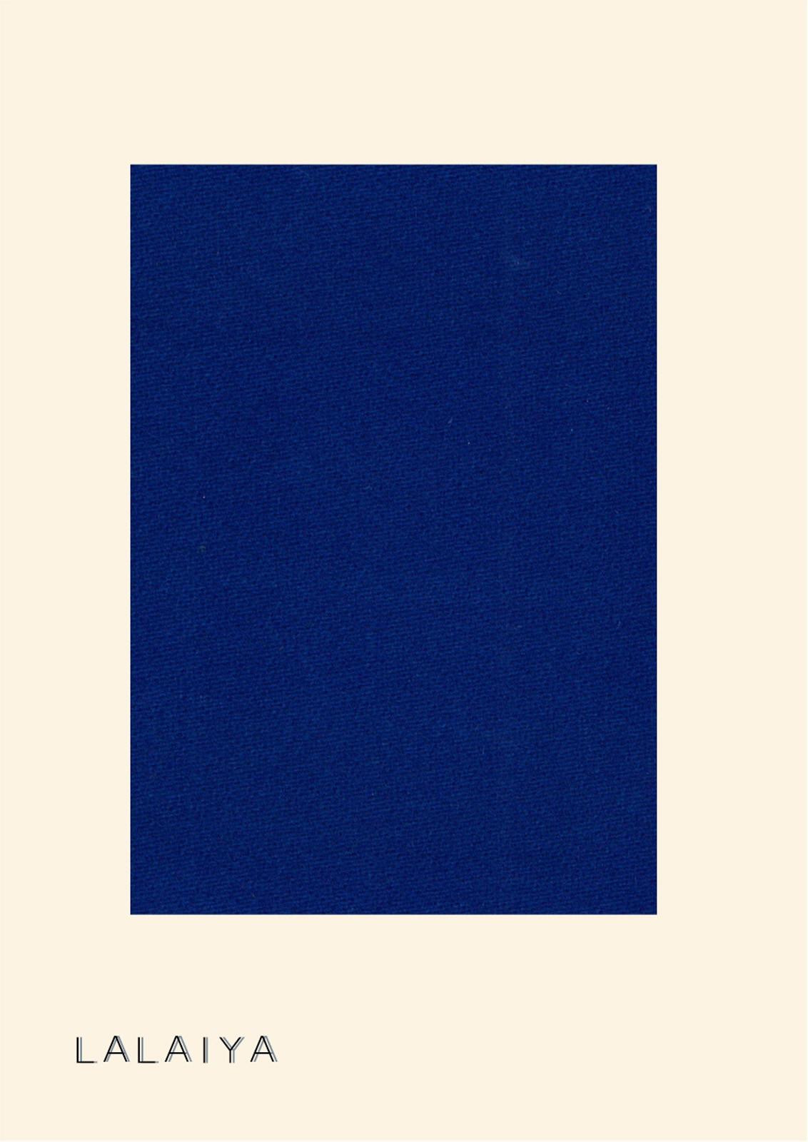 韓國平織斜紋多色素面布