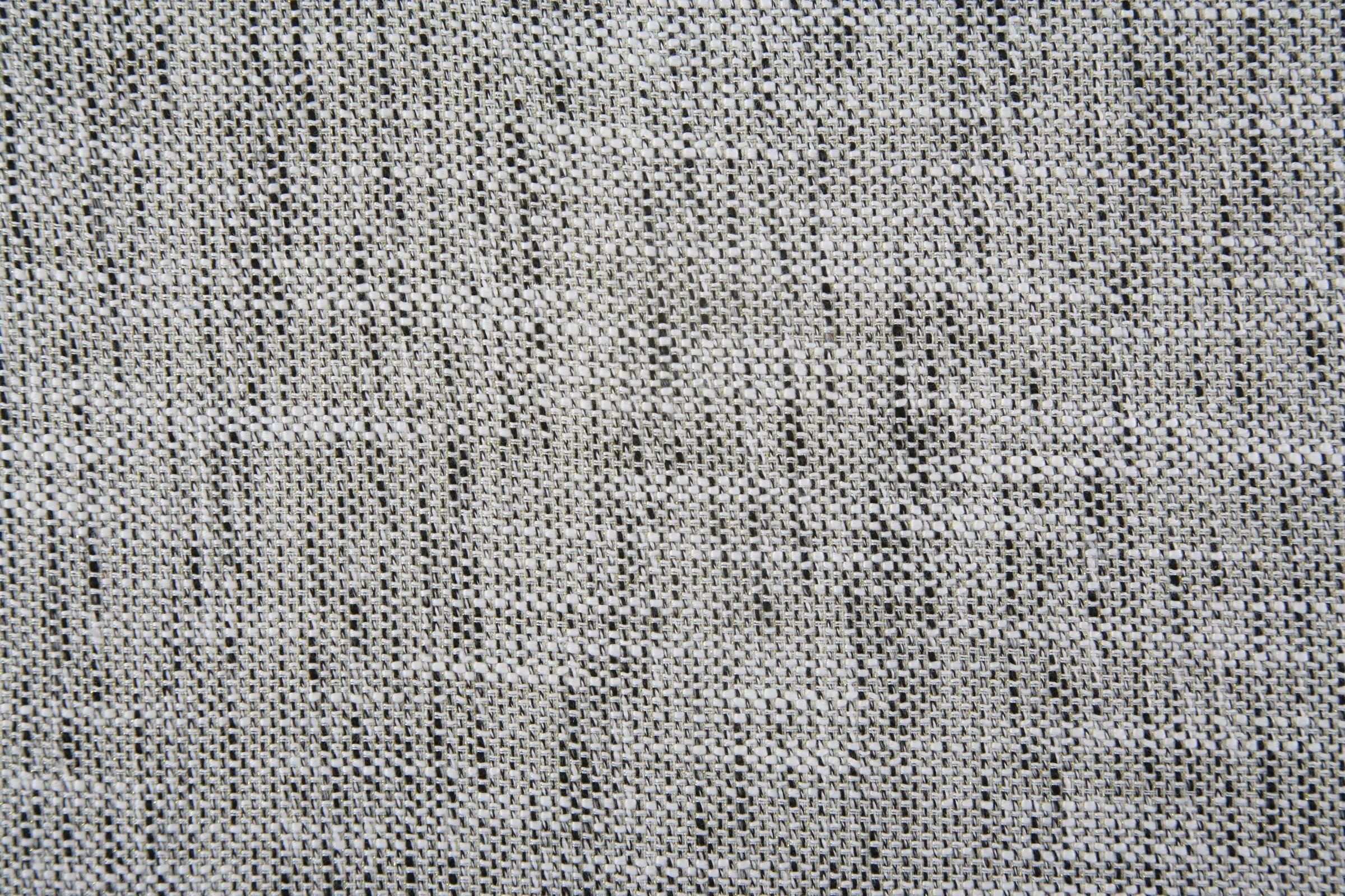 灰白交織香奈兒織紋布