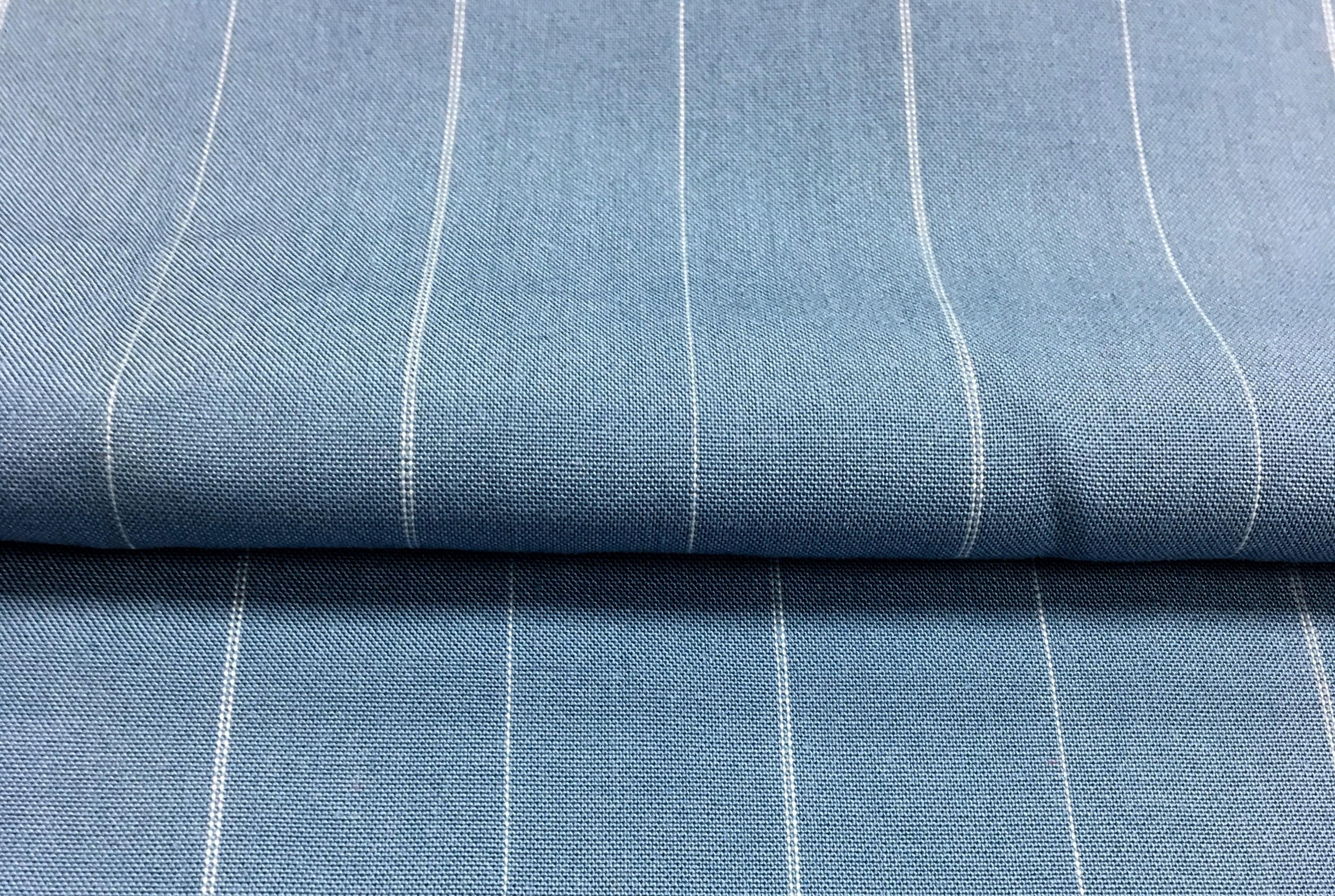 文青色細線條布