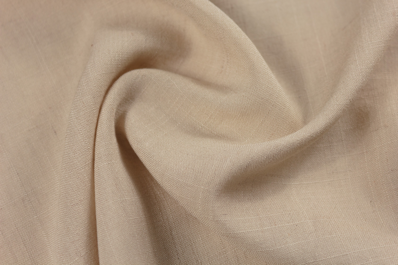 竹節素面棉布