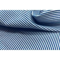 優質深藍條紋布(CWLF033)