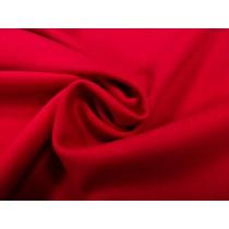 亮紅針織羅馬布 (CKLO021)