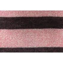 秋冬針織橫條紋