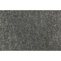 深灰素色毛料布