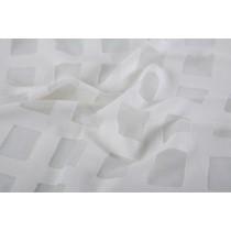 燒花格子針織布 (KSLK001)