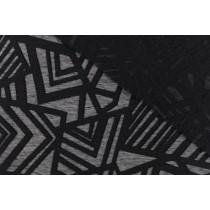 幾何鑽石燒花紋(KSLK002)
