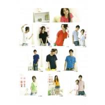 T恤-圓領-短袖-C純棉