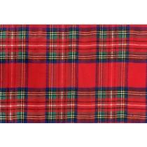 蘇格蘭織色紗格紋布