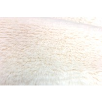 柔軟素色仿動物毛布