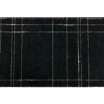 細紗織格子紋布