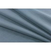 彈性灰藍素面布