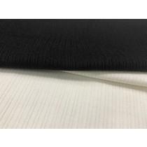 坑條針織素面布 (CKLS028)