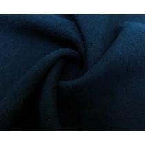 深藍針織單面磨毛布(CKLA018)