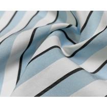 淡色系藍白條紋布(CWLF041)